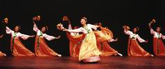 <b>When Daffodils Bloom</b><br/><br/> 				Chaoxian nationality style<br/><br/> 				Chaoxian nationality is one of 56 different nationalities in China.<br/><br/> 				The Chaoxian dance style is intrinsically rhythmic ....